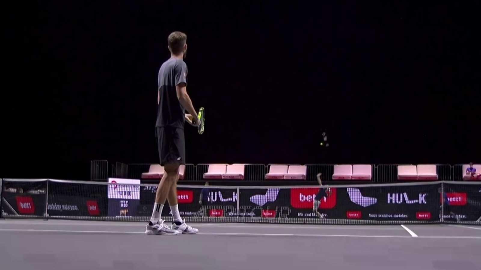 Tenis - ATP 250 Torneo Colonia (II): Oscar Otte - Diego Schwartzman - ver ahora