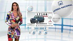 Lotería Nacional + La Primitiva + Bonoloto - 22/10/20