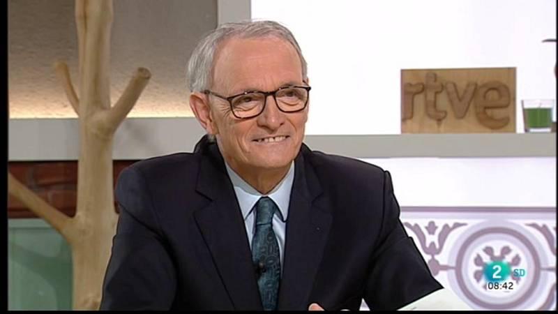 Gemma Nierga entrevista Antón Costas, catedràtic de Política Econòmica de la UB