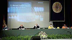 UNED - Inauguración del curso académico 2020-21 en la UNED - 23/10/20