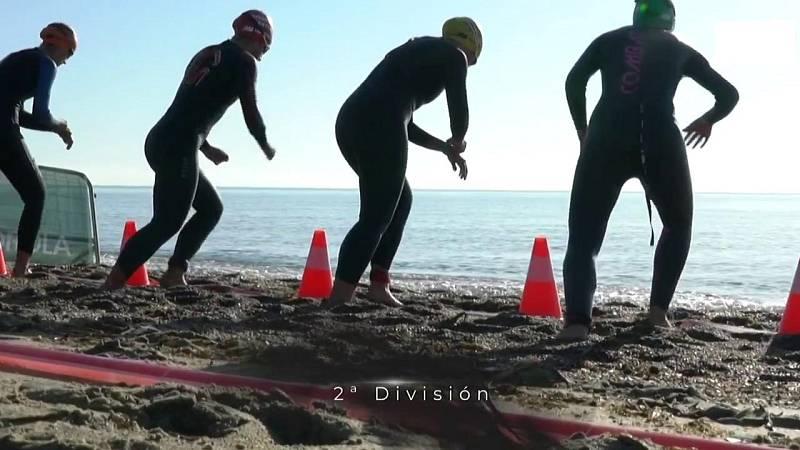 Triatlón - Campeonato de España de triatlón por relevos - ver ahora