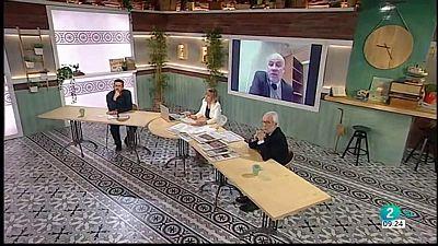 Antón Costas, toc de queda i Parc Natural del Montseny al Cafè d'idees