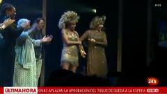 Tina Turner vuelve para acompañar el musical sobre su vida y obra candidato a los Tony