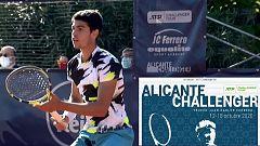 Tenis - Torneo Challenger Alicante