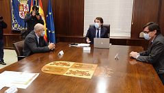 Castilla y León aplicará el toque de queda desde este sábado