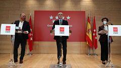 """La Comunidad de Madrid asegura que sus medidas restrictivas por zonas básicas de salud han sido """"tremendamente efectivas"""""""