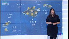 El temps a les Illes Balears - 23/10/20