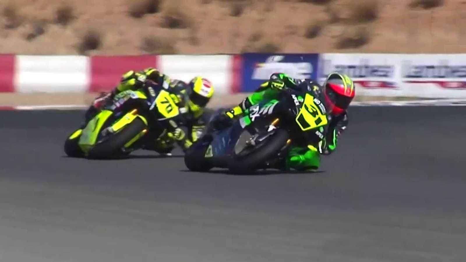 Motociclismo - Campeonato de España de Superbike. Prueba Navarra - ver ahora