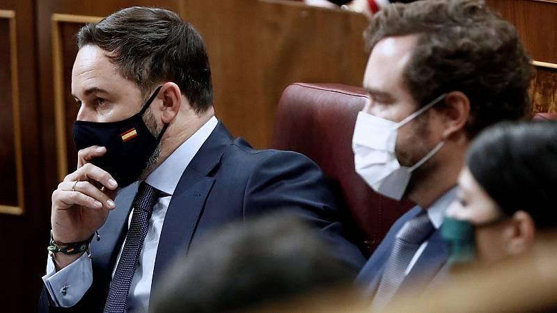 Vox trata de encajar el golpe de Casado y el PP espera que no haya consecuencias en Madrid, Andalucía y Murcia