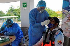 Los sanitarios en Colombia denuncian cada vez más agresiones en sus trabajos