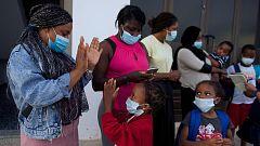 El gobierno canario devuelve sus hijos a cinco mujeres llegadas en patera
