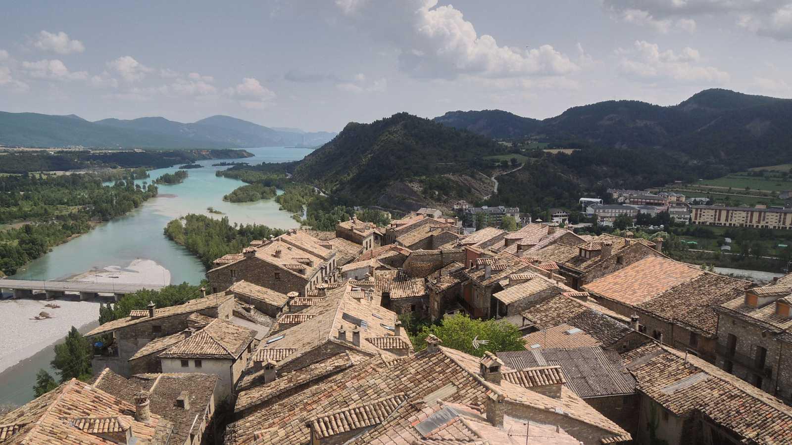 Precipitaciones que podrían ser localmente persistentes a primeras horas al sur de Pirineos - ver ahora