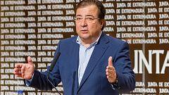 Extremadura solicita el estado de alarma para restringir la movilidad