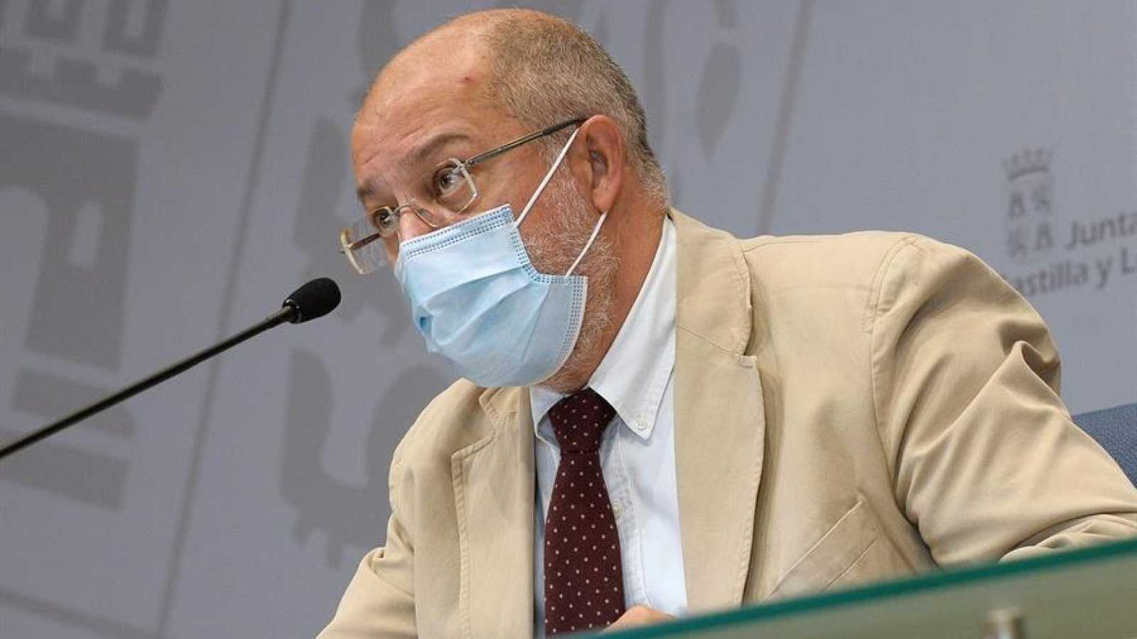 """Igea descarta por ahora el estado de alarma pero afirma que recurrirán """"a cualquier medida que nos permita limitar movimientos"""""""
