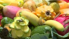 Los beneficios de las frutas tropicales