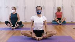 Ejercicios de yoga para mujeres