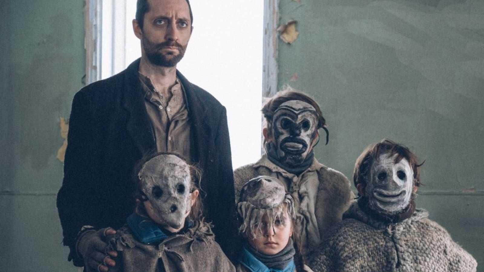 'Antología de un pueblo fantasma'