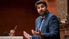 """López Miras, sobre el toque de queda en Murcia: """"No podemos esperar más, tenemos que dar un paso adelante"""""""