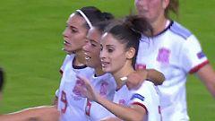 Golazo de Patri Guijarro a República Checa (2-0)