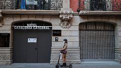 Los proveedores de los hoteles se resienten ante la caída de las pernoctaciones