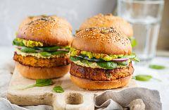 La hamburguesa vegetal se podrá seguir llamando hamburguesa