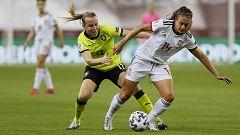 Fútbol - Clasificación Eurocopa Femenina 2021. 5ª jornada: España - República Checa