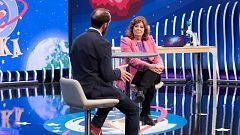 Órbita Laika - Entrevistas - María Vallet