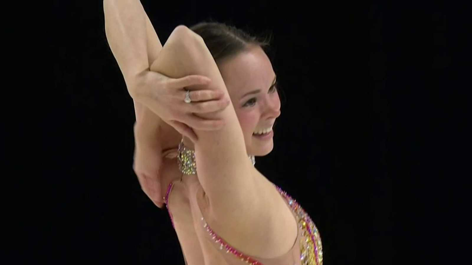 Patinaje artístico - Grand Prix Skate America. Programa corto femenino - ver ahora