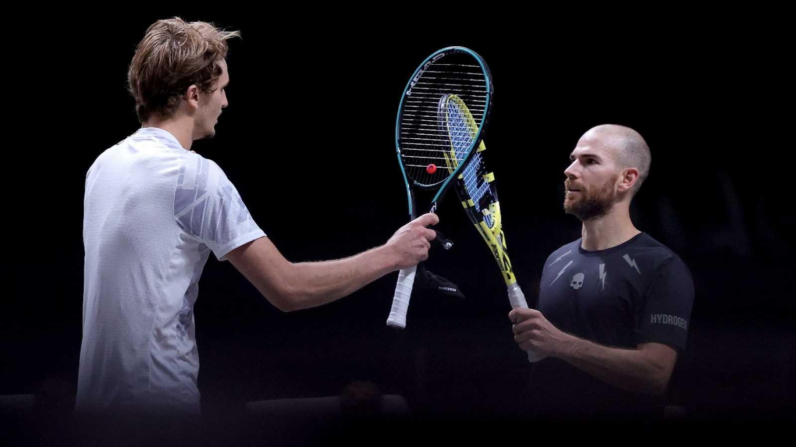 Tenis - ATP 250 Torneo Colonia (II). 1/4 final: Alexander Zverev - Adrian Mannarino - ver ahora