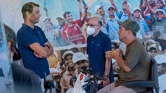 """Donde viajan dos - Rafa Nadal: """"Me siento con la obligación de ayudar"""""""