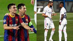 Barça-Madrid, el primer clásico sin público