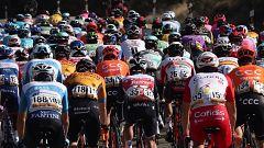 Vuelta ciclista a España 2020 - 5ª etapa: Huesca - Sabiñánigo (2)