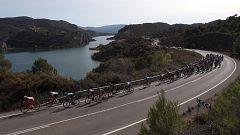 Vuelta ciclista a España 2020 - 5ª etapa: Huesca - Sabiñánigo (Podium)