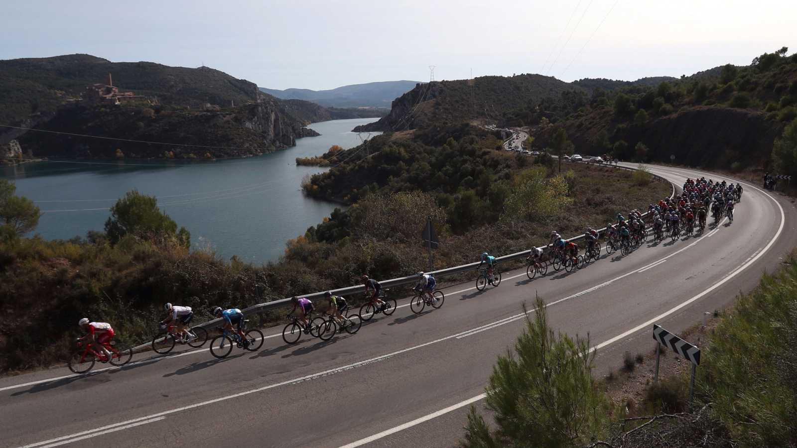 Vuelta ciclista a España 2020 - 5ª etapa: Huesca - Sabiñánigo (Podium) - ver ahora