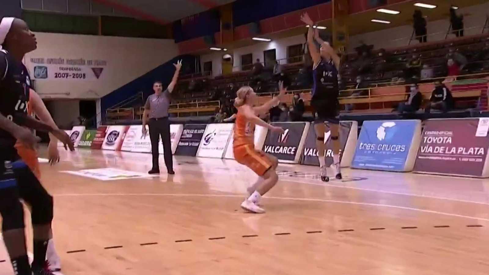 Baloncesto - Liga femenina Endesa. 7ª jornada: Quesos El Pastor - IDK Euskotren - ver ahora