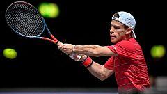 Tenis - ATP 250 Torneo Colonia (II). Semifinal: Felix Auger-Aliassime - Diego Schwartzman