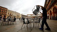 España cierra la peor semana de la segunda ola