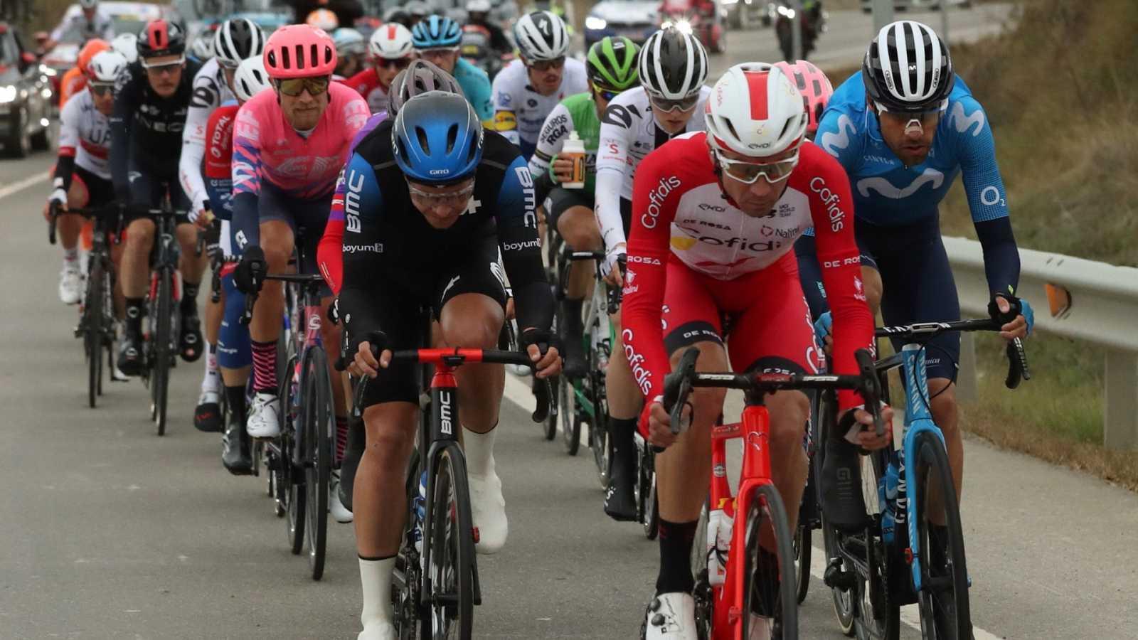 Vuelta ciclista a España 2020 - 6ª etapa: Biescas - Sallent de Gállego-Aramón Formigal (1) - ver ahora