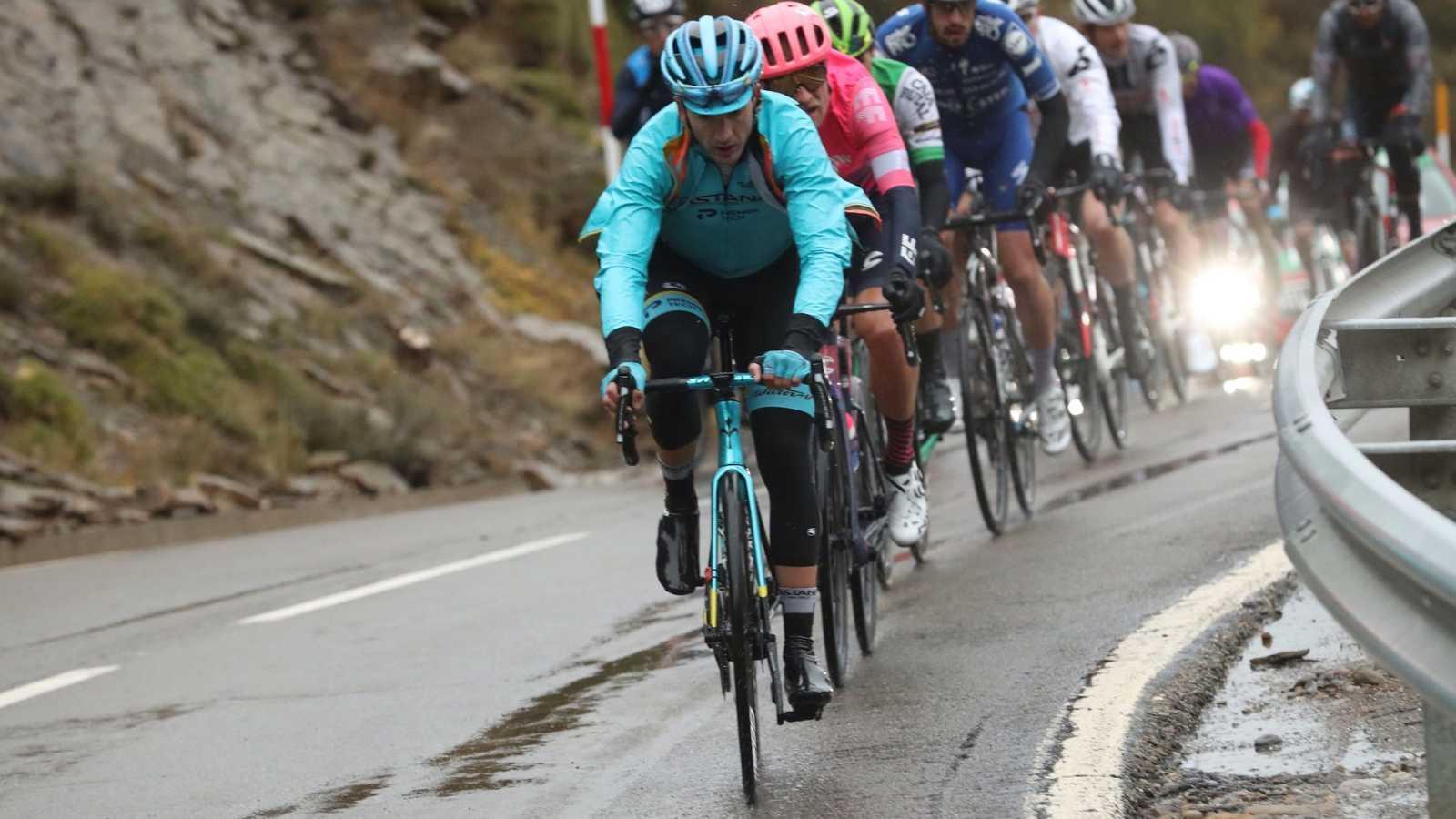 Vuelta ciclista a España 2020 - 6ª etapa: Biescas - Sallent de Gállego-Aramón Formigal (2) - ver ahora