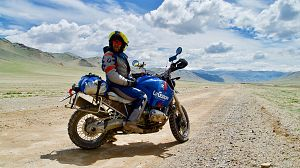 Las huellas del Gengis Khan: El hotel fantasma de Mongolia