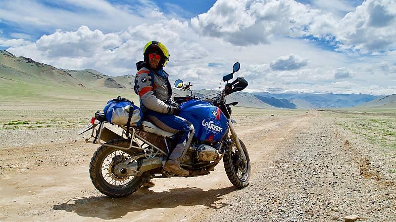 Diario de un nómada - Las huellas del Gengis Khan: El hotel fantasma de Mongolia - ver ahora