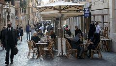 Toques de queda, restricciones: cómo afronta Europa la COVID-19