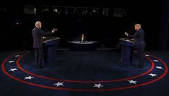 Trump y Biden: posturas presidenciales radicalmente contrarias