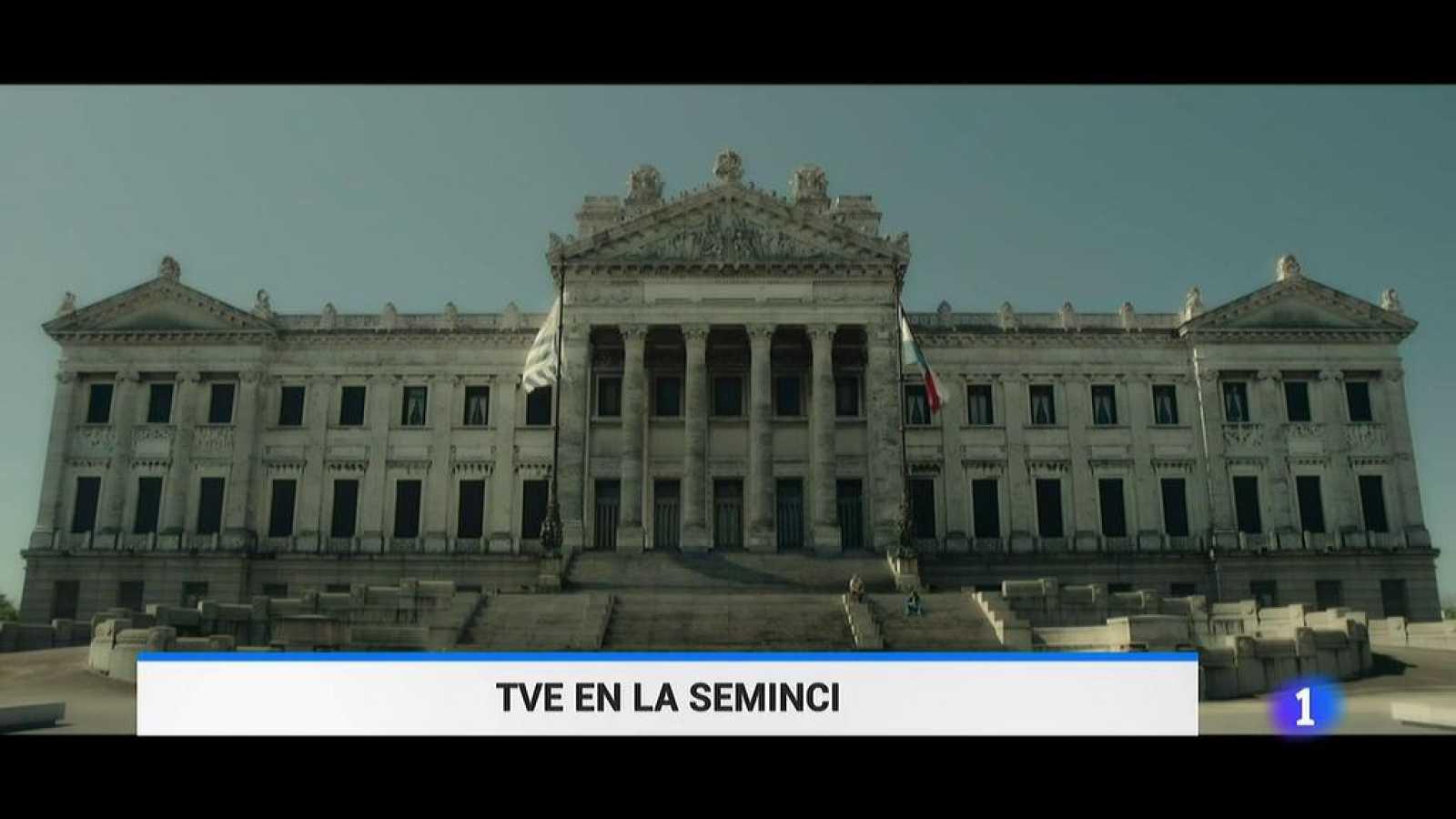 TVE en la Seminci