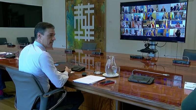 Telediario - 8 horas - 26/10/20 - Lengua de signos - ver ahora