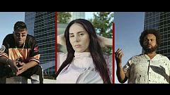 Carlos Jean, Mala Rodríguez, Dollar Selmouni y Carolina Yuste, protagonistas del single oficial de 'Hasta el cielo'