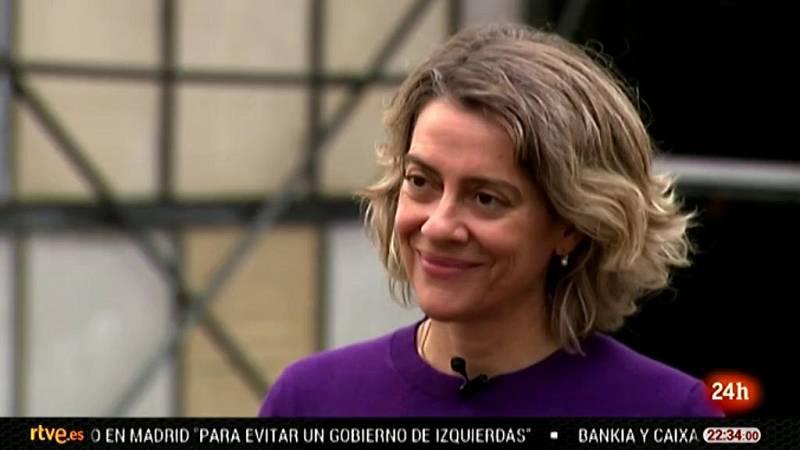 Teresa López (FADEMUR) habla de una PAC que apoye a las mujeres rurales y de la lucha contra la violencia de géneroontra la violencia de género
