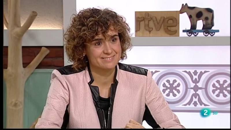 Gemma Nierga entrevista Dolors Montserrat, portaveu del Partit Popular al Parlament Europeu, al Cafè d'idees