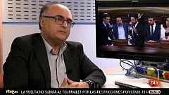 Parlamento - La entrevista - José Luis Martín Ovejero: análisis no verbal de la moción de censura - 24/10/2020