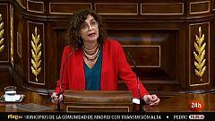 Parlamento - El foco parlamentario - El Congreso avala suspender la regla de gasto - 24/10/2020